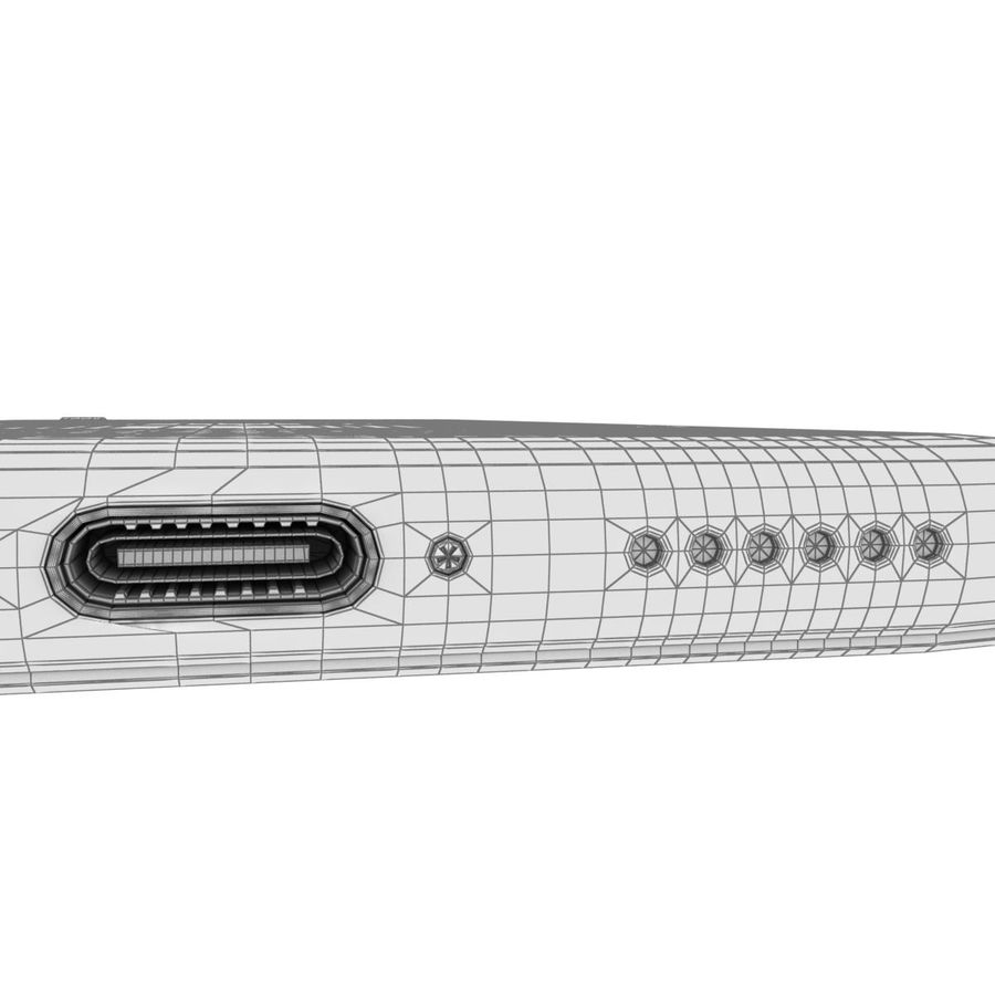 Apple iPhone 6 royalty-free 3d model - Preview no. 40
