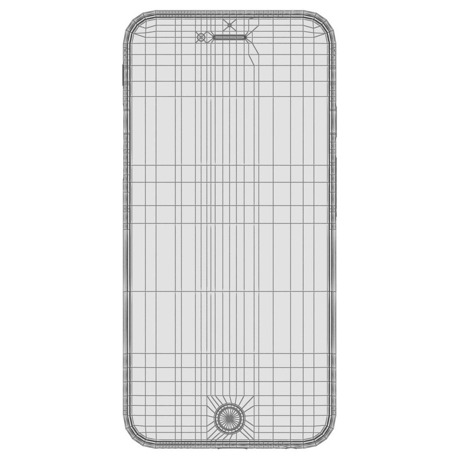 Apple iPhone 6 royalty-free 3d model - Preview no. 27