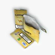 Tabaco de camelo 3d model