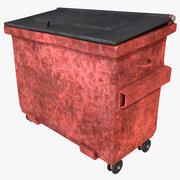 Müllcontainer 3d model