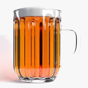 bottle2のビール 3d model