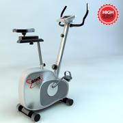 Bike Gym 3d model