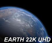 Earth Planet 22K 3d model