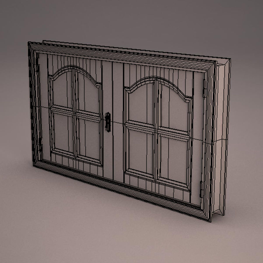 Architectural Elements royalty-free 3d model - Preview no. 53