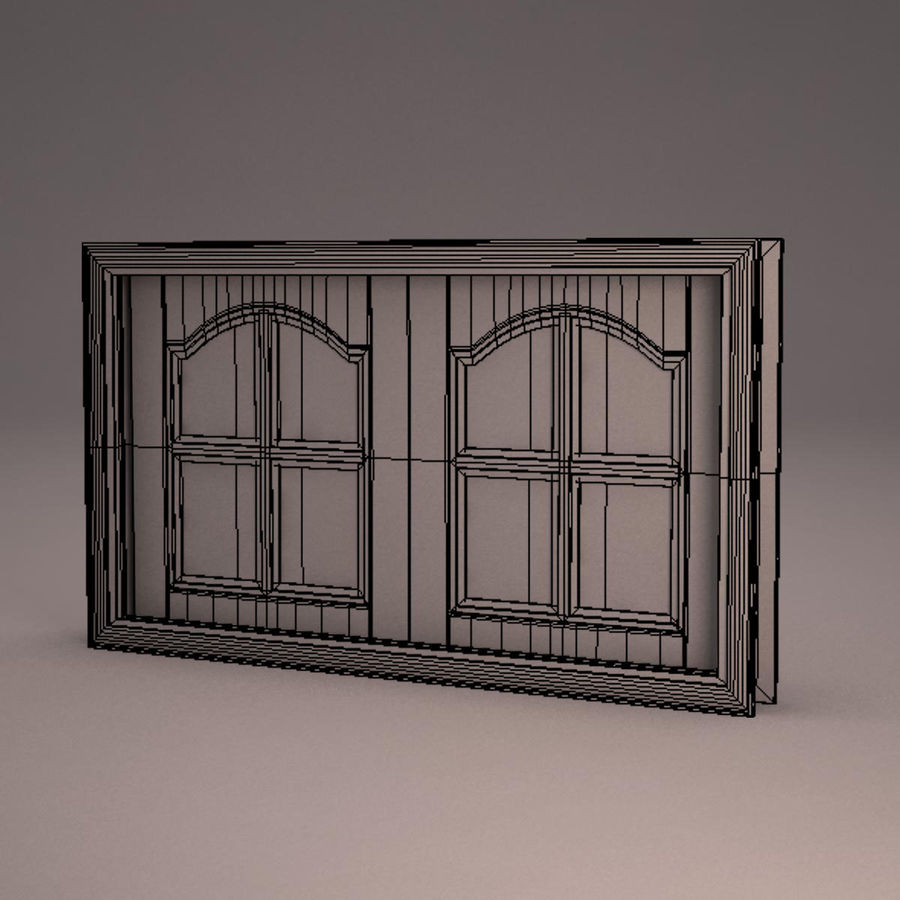Architectural Elements royalty-free 3d model - Preview no. 50