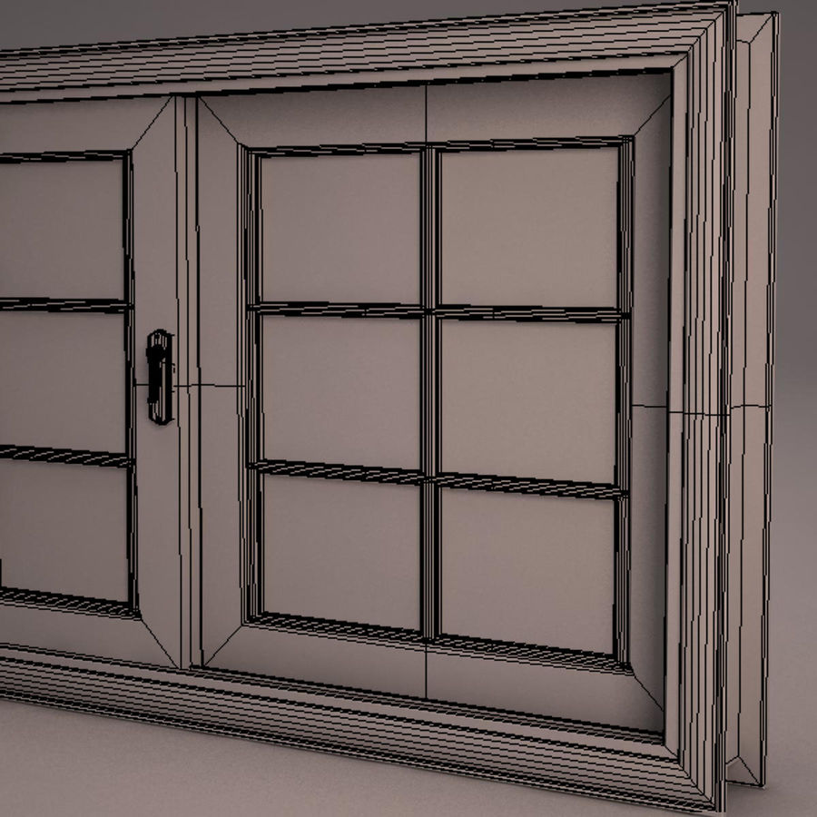 Architectural Elements royalty-free 3d model - Preview no. 76