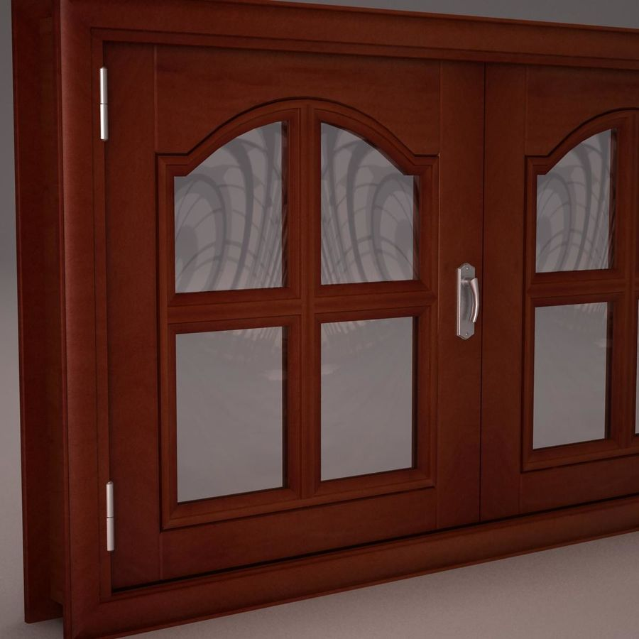 Architectural Elements royalty-free 3d model - Preview no. 47