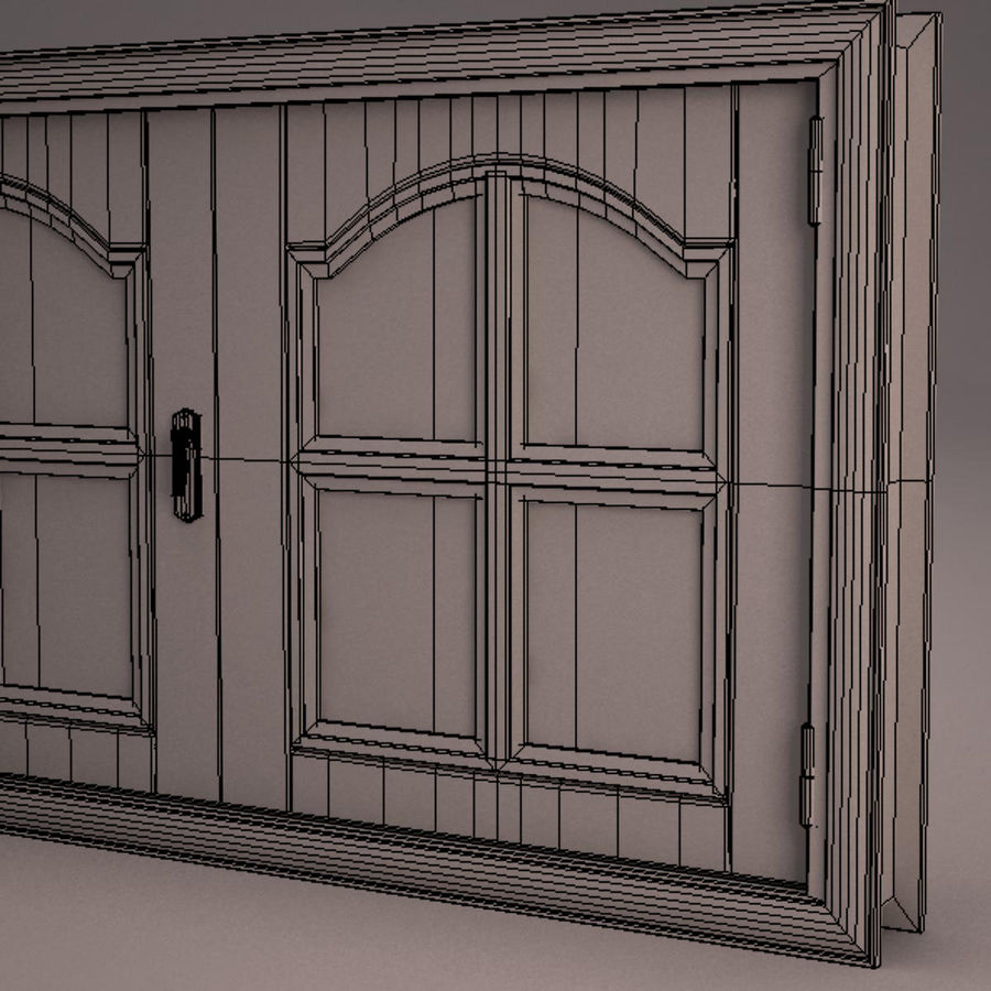 Architectural Elements royalty-free 3d model - Preview no. 54