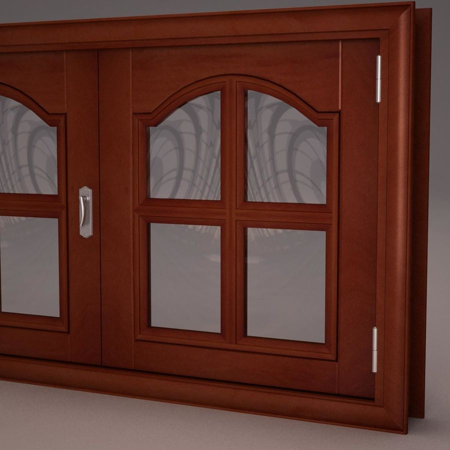 Architectural Elements royalty-free 3d model - Preview no. 45