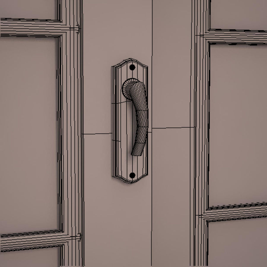 Architectural Elements royalty-free 3d model - Preview no. 74