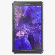 三星Galaxy Tab Active 3d model