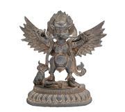 Statua di Garuda 3d model