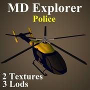 MD902 POL 3d model