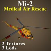 MI2 MED 3d model