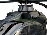 EC 135 Militär 3d model
