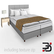 卧室家具 3d model