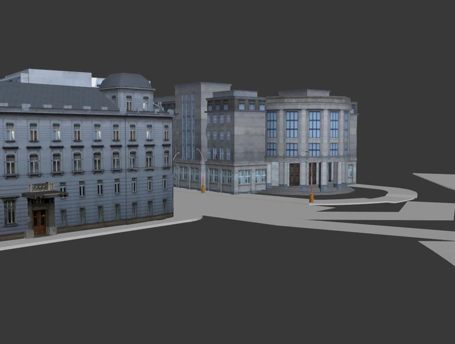 시티 royalty-free 3d model - Preview no. 16