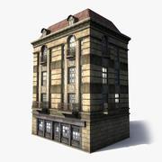 Huis Diversen 01 3d model