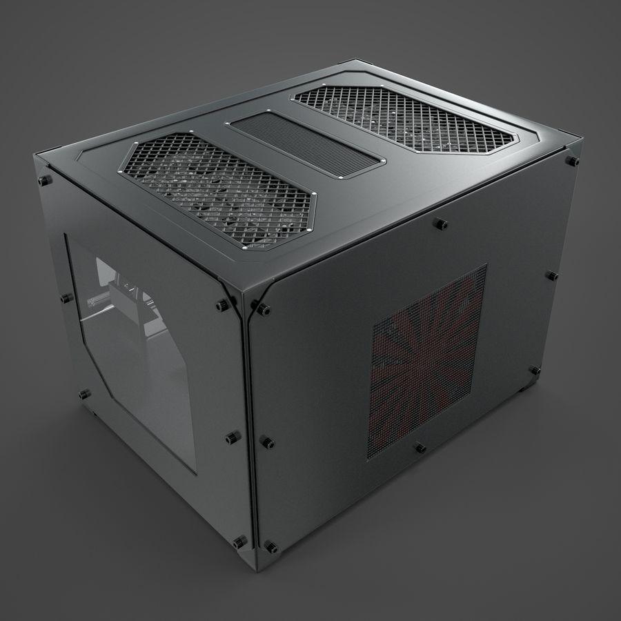3 boyutlu yazıcı royalty-free 3d model - Preview no. 4