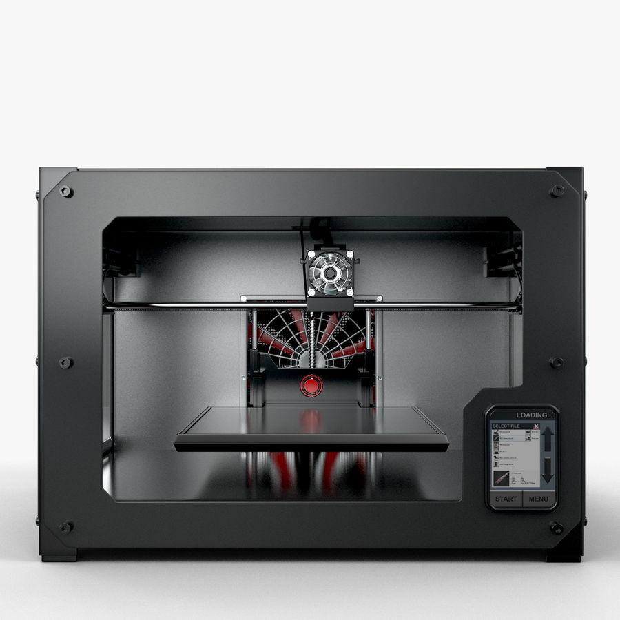 3 boyutlu yazıcı royalty-free 3d model - Preview no. 16