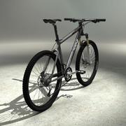 Mountainbike Hardtail 3d model