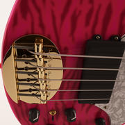 Lakland Skyline Bass 3d model