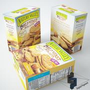 Biscuits de petit-déjeuner Nature Valley 3d model
