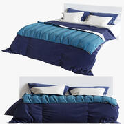 Yatak koleksiyonu 01 3d model