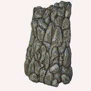 Rock(1) 3d model