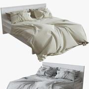 Colección de camas 091 modelo 3d