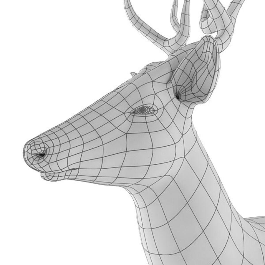 Geyik Tabanı Mesh royalty-free 3d model - Preview no. 2