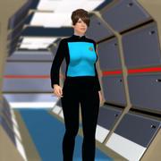 Explorer for Vicky 4 3d model