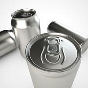 Pop Cans 3d model