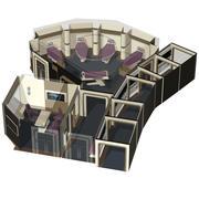 Kranke Bucht 2 3d model