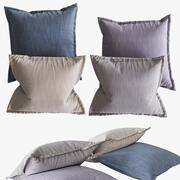 Collezione di cuscini 38 3d model