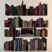 188本现实主义书籍 3d model