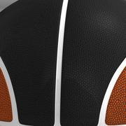 Piłka do koszykówki bicolor 3d model