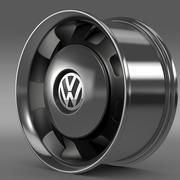 Obręcz VW Beetle Classic 3d model