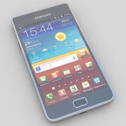 Samsung galaxia modelo 3d