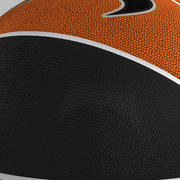 Basketball ball euro tricolor 3d model