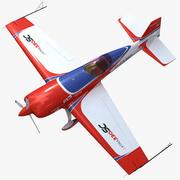 Samolot akrobacyjny Extra 330 SC 3d model
