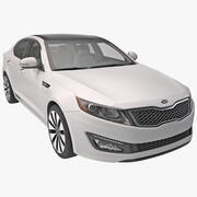 Kia Optima 2014 3d model