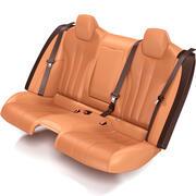 Rear Seat 3d model
