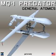 MQ1 Predator 3d model