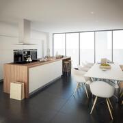 Modern Kitchen Interior 2 3d model