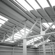 Magazijn interieur 3d model