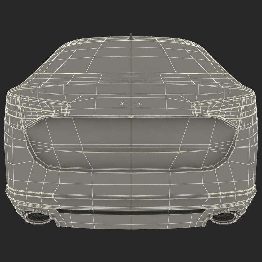 Kia Optima 2014 manipuliert royalty-free 3d model - Preview no. 82