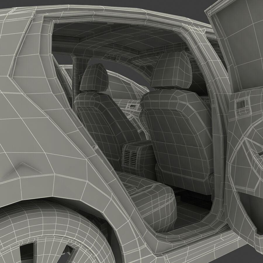 Kia Optima 2014 manipuliert royalty-free 3d model - Preview no. 109