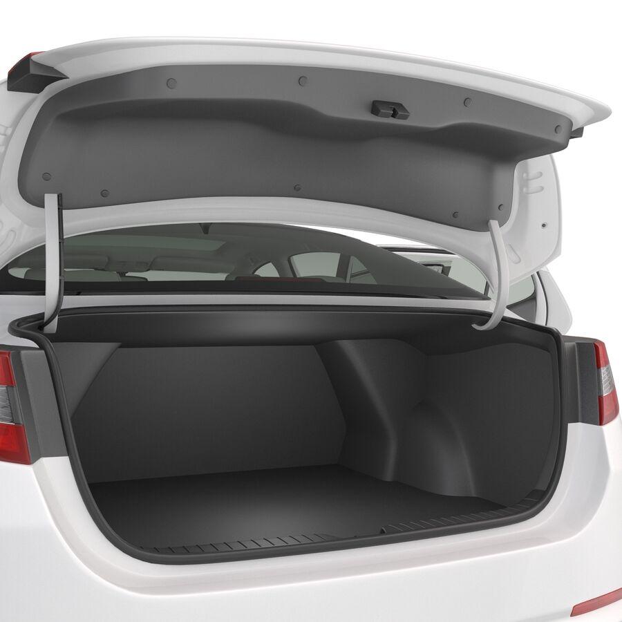 Kia Optima 2014 manipuliert royalty-free 3d model - Preview no. 60