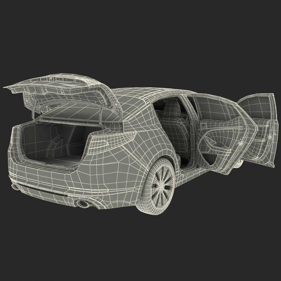Kia Optima 2014 manipuliert royalty-free 3d model - Preview no. 99